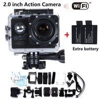 best mini hd cam - Add Batteries inch LCD MP Action WIFI Camera Best selling Style P HD DV Cam M Waterproof Sport mini Camara