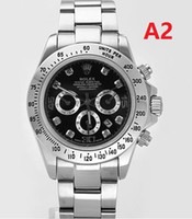 Wholesale Famous Brand Role x Sports Men Watches Stainless Steel Band Mens Luxury Watch Master With Automatic Date PANERAI Omega breitling