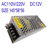 Wholesale dc12V A W led power supply use the LED strip lighting SMD3528