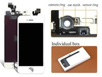 Wholesale For iPhone S LCD Touch Screen Glass Replacement With Digitizer Glass Assembly Replacement No Dead Pixels