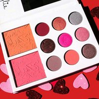 best matte blush - The best quality Kylie s Diary Limited Edition Palette Kylie Cosmetics Jenner Color Eye Shadow Color blush set