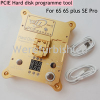Wholesale WL PCIE NAND Flash IC Programmer Tool Machine Fix Repair Mainboard HDD Serial Number SN Model for iPhone S Plus SE for iPad Pro
