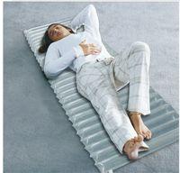 Venta al por mayor ultraligero ULTRAVIOLETA del aire del tubo de la emergencia del aire colchón inflable al aire libre amortiguador inflable prueba del agua inflable PE mat