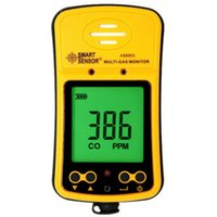 Grossiste - Détecteur de gaz Tester CO 2in1 Handheld Hydrate H2S Monitor Monoxyde de carbone