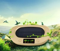 Wholesale AS New Arrival Air Purifier Portable Ozone Generator Multifunctional Sterilizer Air cleaner for Home Vegetable Fruit Purify