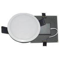 оптовых высокая панель-Интегрировать 8W 16W 22W 30W светодиодные фонари панели лампы CRI85 SMD 4014 высокого качества Светодиодные светильники утопленный Кухня Ванная