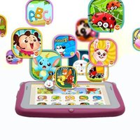 baby blue tab - 4 Inch KIDS Android Tablets PC WIFI Dual camera tab pc gift for baby and kids tab pc MB GB KIDS tab