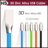 Both Data Transfer and charging apple wire transfer - 1M FT D Zinc Alloy Metal USB Cable Micro USB Type C For Phone Samsung SONY HUAWEI S P9 A Fast Charging Data Transfer Sync Charge Wire