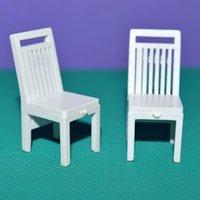 al por mayor maquetas de construcción-Venta al por mayor- 1/25 silla de escala para los modelos arquitectónicos a escala de construcción / escala de modelos de muebles de interior