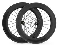 Wholesale 88mm full carbon road bike wheelset with Powerway R36 Hub