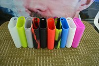 Wholesale Cuboid W Silicon Case for Joyetech Cuboid W Skin Cases Colorful Soft Silicone Sleeve Cover Skin For Cuboid W TC Box Mod