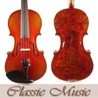 beautiful dark eyes - Bird Eyes Stradivarius Violin NO Beautiful One Piece Back Sweet Sound Handmade Antique Hand Oil Varnish