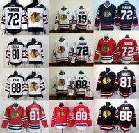 Wholesale 2016 Blackhawks Jonathan Toews Patrick Kane ARTEMI PANARIN MARIAN HOSSA Hockey Jerseys Stitched Jersey