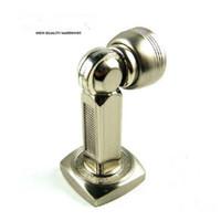 Wholesale Europe style zinc alloy door stopper bronze classical door stops strong magnetism DS20