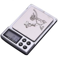 Wholesale 2017 new g g Weighing Scales Mini electronic Scale digital Scales balance weight scale blue backlight