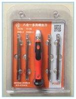 basic home repair tools - 8PCS screwdriver set Tech Professional Basic Fix Repair Home Tools Set Hand Carry Tool Box Kit