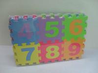 Wholesale 10Pcs set Eva Foam Puzzle Play Floor Mat Carpet Baby Crawling Mats Pad For Children cm