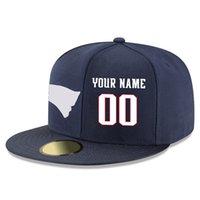 baseball england - New England Snapback Hats Hip Hop Adjustable Sun Football Baseball Caps Custom Snapbacks Hats for Men