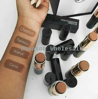 base sticks - New Ana Brand Colors Face Contour Palette Base Pro Concealer Bronzer Maquiagem Makeup Contouring Cosmetic Fond De Teint Stick Foundation