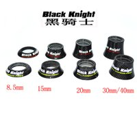 Wholesale carbon fiber bicycle parts headset spacer mtb bike washer top cap mm Black Knight road cycling fork cover mm