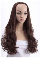 Cheap Fashion Cheap Synthetic Long Curly Hair Wig Natural Wave Brazilian Top Quality Wig Heat Resistant Wigs GZ-15