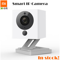 Vente en gros- Nouvelle arrivée Xiaomi Xiaofang Smart IP Caméra 1080P Vision nocturne Wifi F2.0 Camera Grande Aperture Ratating Base Adsorption magnétique