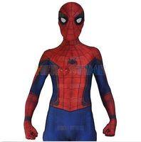 adult spiderman suit - Marvel Civil War Spidey Spiderman Costume Halloween Cosplay Suit For Kids Adult sexy