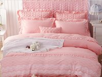 bedspread shop - Creactive Bedspread counterpane spread bedcover purified cotton bedspread with french lace suite simple style shop now