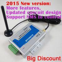 Wholesale WAFER Designed version RTU5015 gsm gate opener RTU remote gate controller