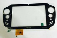 as pic archos tablet - Black quot Inch for Archos Gamepad PSP tablet pc touch screen panel Gamepad2 Digitizer Glass sensor replacement