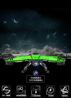 A8 dans le grand à quatre axes 5.8G en haute définition en temps réel avion aérien aérien télécommande avion modèle UAV