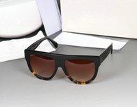audrey box - HOT New Arrival France Brand sunglasses Designer Original CL41026 Shadow Audrey Women Elegant sunglasses women Oculos De Sol with box