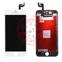 Wholesale Grade A LCD Display Touch Screen Digitizer Assembly Replacement Parts For iPhone S S Plus Day Shipping