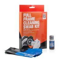 Wholesale Professional VSGO Full Frame Cleaning Swab Kit Swab Sticks ml Cleanser Pack DSLR Sensor Swab CCD CMOS Cleaning