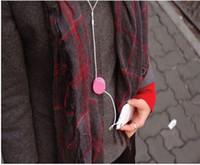 Wholesale Korean Style Circle shape cable MINI bobbin winder earphone holder earphone data line cable Bobbin winder