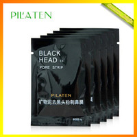 area film - PILATEN Facial Minerals Conk Nose Blackhead powder pungent film T area to care Nose Pore Mask cosmetics