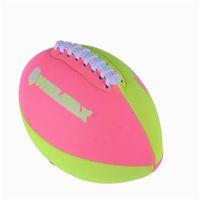 beach machine - 2016 WINMAX Hot Summer Style New Design Beach Soccer Size Machine Sewing Football Ball Rugby ball