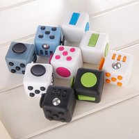 Wholesale Hot Selling New Popular Decompression Toy Fidget cube the world s first American decompression anxiety Toys In stock