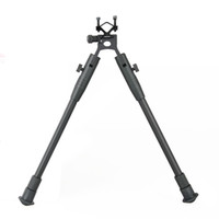 Wholesale High Picatinny Weaver Bipod Fits Picatinny Weaver Style Forends Rails Strong and Lightweight Aluminum Construction CL17