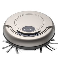 bagged canister vacuum - and retail home intelligent sweeping robot automatic vacuum clean sweep drag one machine
