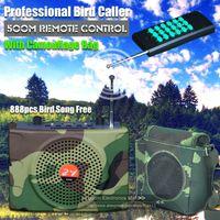 amplifier song - Camouflage M Remote Control Outdoor Hunting Decoy Bird Caller Sound Speaker Voice Amplifier Bird Songs