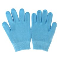 Wholesale Hot Spa Gel Gloves Moisturizing Whitening Pedicure Exfoliating Smooth Beauty Hand Care