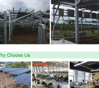 Wholesale 2017 year hot sale solar panel mounting rack or solar panel mounting structure or solar panel rack kits