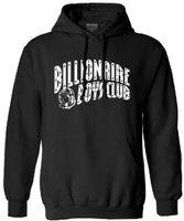 Wholesale new fashion BILLIONAIRE BOYS CLUB sweatshirt BBC hooded Men Hip Hop Cotton streetwear billionaire Man funny tracksuit hoody