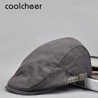 Bonnet cru France-Vente en gros-Nouveau Vintage Vogue littéraire Hat et printemps afflux de personnes Bubei Lei Cute Hat Hat Designer Beanies Hommes Casual Voyage en plein air