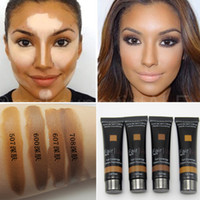 beauty stay - Brand Beauty SPF20 Face Liquid Foundation Makeup Stay All Day Full Coverage Moisturizer Cream Fond de teint Base Maquiagem