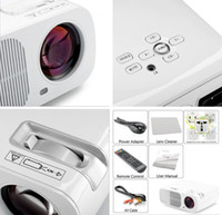 DLP Business & Education Yes Wholesale- 2015 New Home Theater 3000lumens 800*600 Video TV HDMI USB LCD LED 3D Projector FUll HD 1080P Beamer Proyector Projetor Cheapest