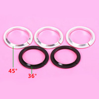 bicycle crown - New Bicycle Crown Race Mountain Bike Headset Washer Spacer Parts For quot Fork MN0409