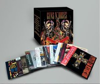 Wholesale Seal Guns Roses Roses Rock Band CD Play Set Series
