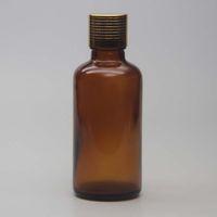 acid aluminum - 50ml E Liquid Essential Oil Bottles with Aluminum Cover Cap Essential Oil and Perfume Bottles Packing Bottles